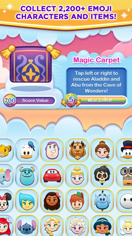 Disney Emoji Blitz screenshot-0