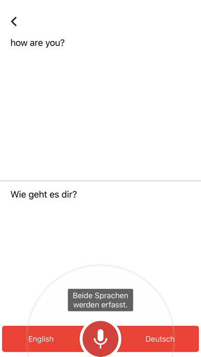 Screenshot for Google Übersetzer in Switzerland App Store