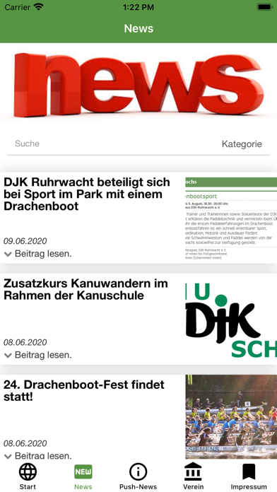 DJK Ruhrwacht e.V.Screenshot von 3