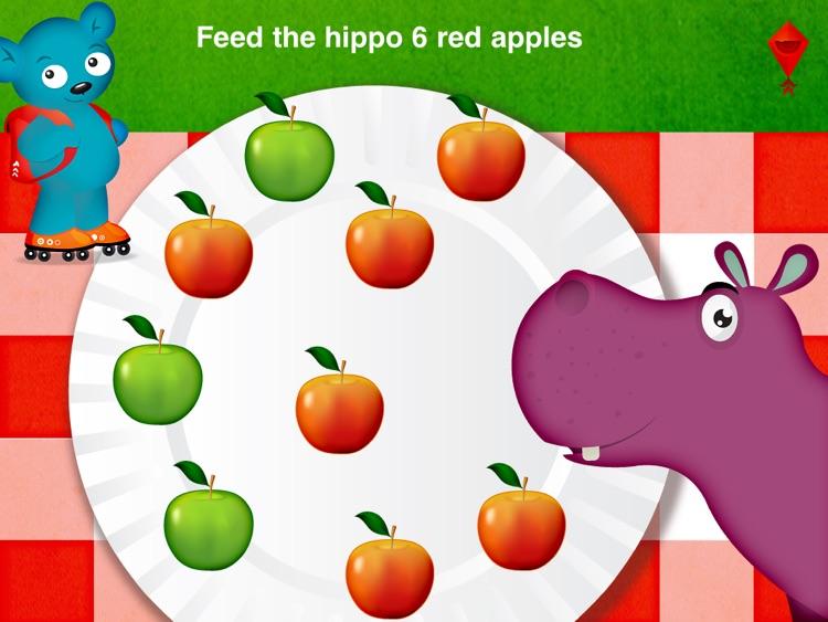 Park Math HD - Duck Duck Moose screenshot-4