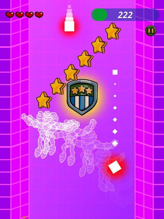 Ipad Screen Shot Super Toad Jump 7