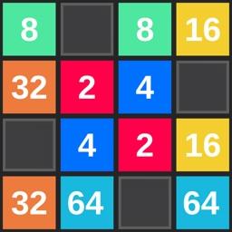 M.N - Merge Numbers Puzzle