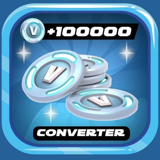 Vbucks for Fortnite Converter icon