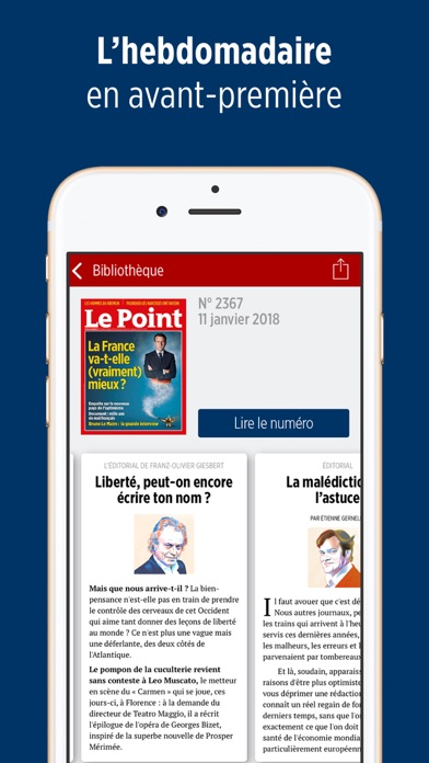 download Le Point magazine d'actualités indir ücretsiz - windows 8 , 7 veya 10 and Mac Download now