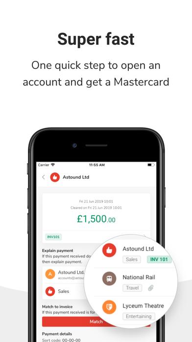 Countingup Business Banking screenshot three