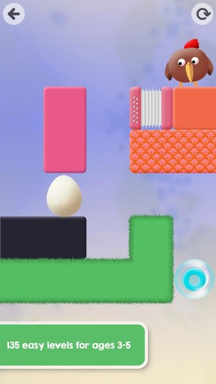 Thinkrolls 2: Kids Puzzles screenshot-3