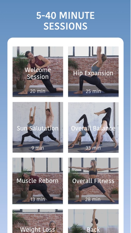Yoga for Beginners to Pros screenshot-3