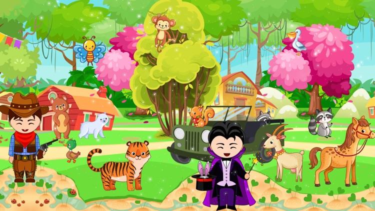 Pretend Play in Nature screenshot-5