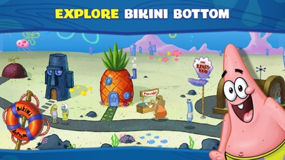 SpongeBob: Krusty Cook-Off screenshot 4