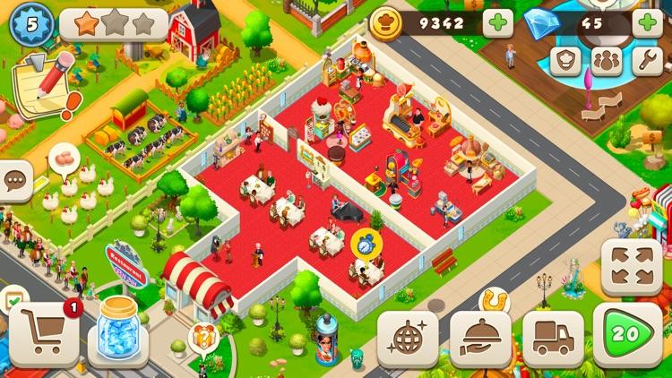 Tasty Town - Restaurant game screenshot-6