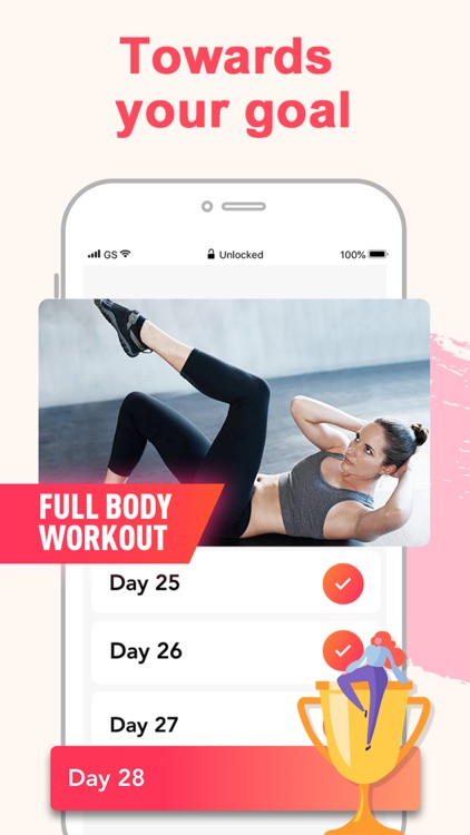 Slim Now: Weight Loss Workouts screenshot-3
