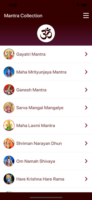 Mantra Collection on the App Store