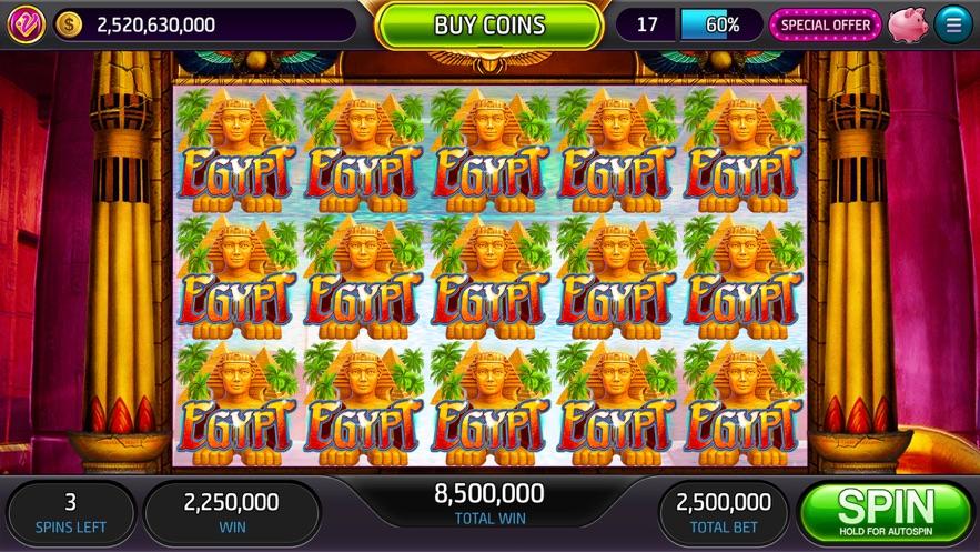 Slots Age Slot Machines Casino App 截图