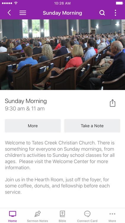 Tates Creek Christian Church