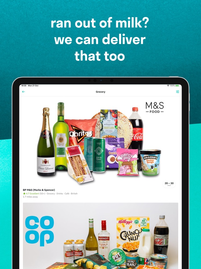 Deliveroo: Food delivery on the App Store