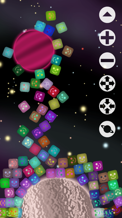 Jelly Cubes - From Outer Space screenshot two