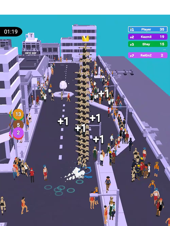 human tower.io screenshot 7