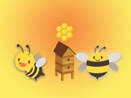 HoneyBeeLovelyStyleStickers