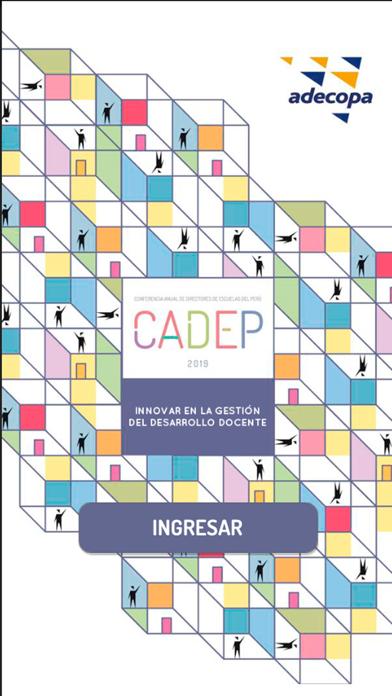 CADEP 2019 Screenshot