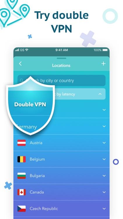 Secure VPN & Proxy by Snowd screenshot-3