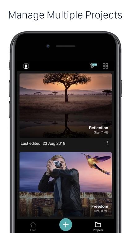PhotoLeaf Photo Editor screenshot-4