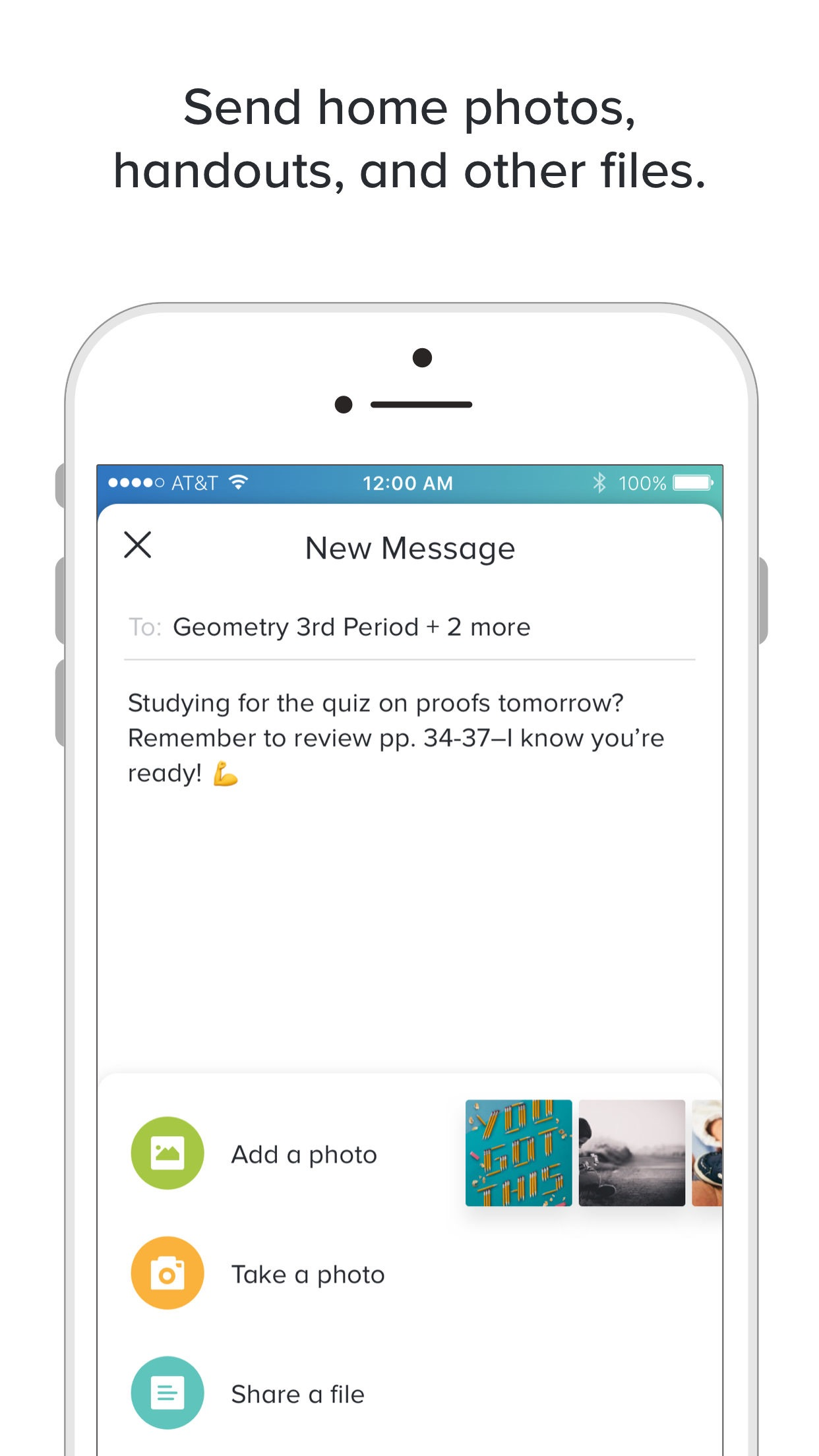 Remind: School Communication Screenshot