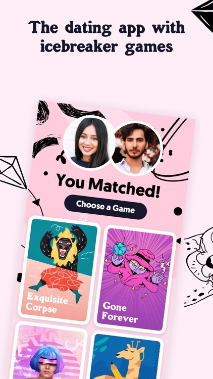 XO - dating & icebreaker games screenshot-0