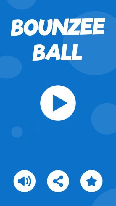 Bounzee Ball screenshot 1