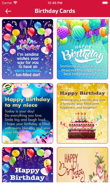 Birthday Wishes & Cards