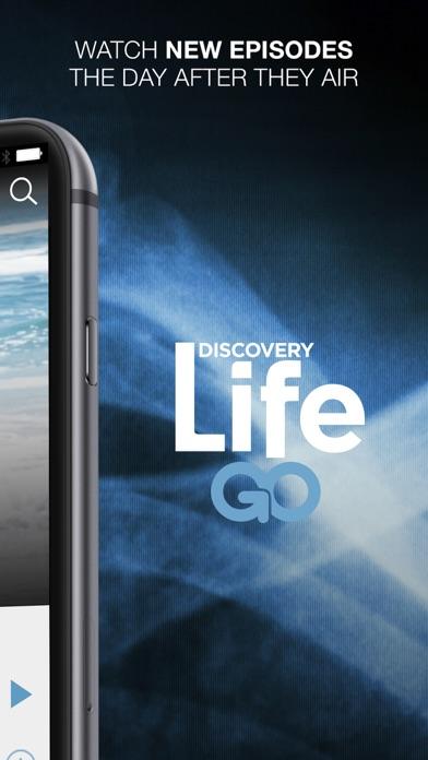 Discovery Life GOScreenshot of 4