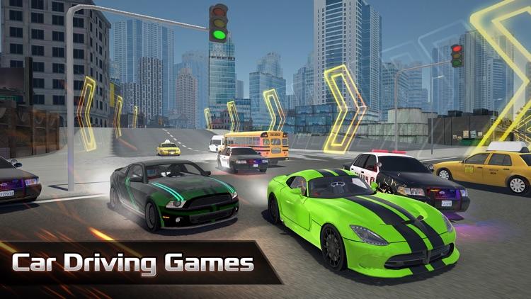 Car Games: Driving