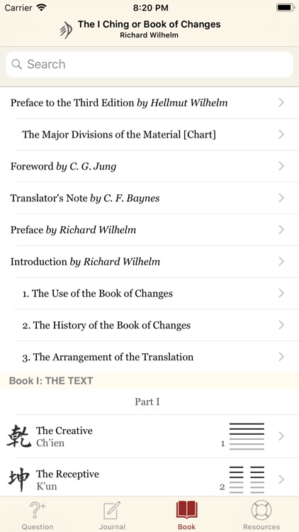 The I Ching or Book of Changes screenshot-3