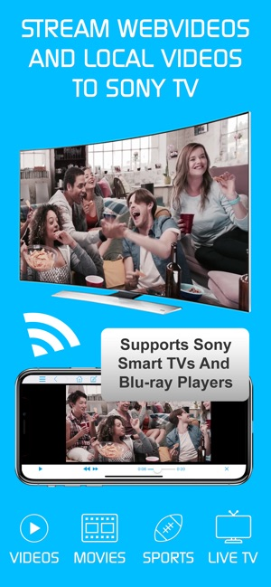 Video & TV Cast for Sony TV on the App Store