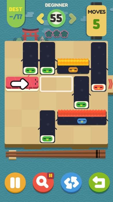 Push Sushi - slide puzzle screenshot 4