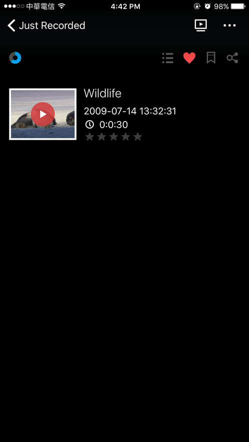 DS video App 截图