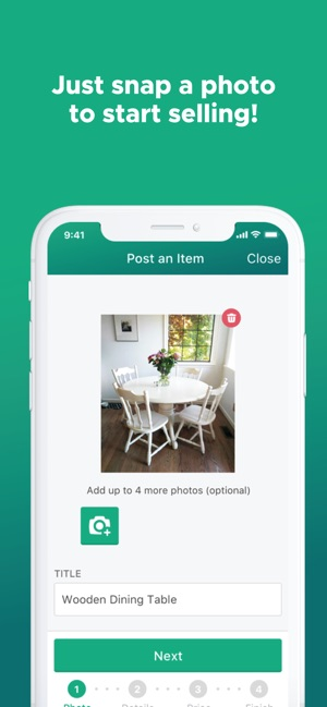 Buy And Sell Apps >> Offerup Buy Sell Simple On The App Store