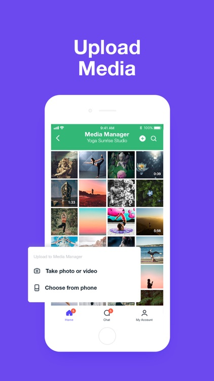 Wix: App & Website Builder screenshot-6