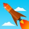 Rocket Sky! - iPhoneアプリ