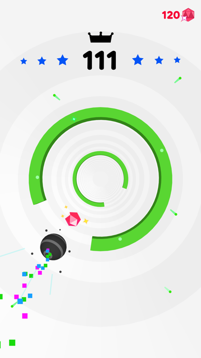 Rolly Vortex screenshot three