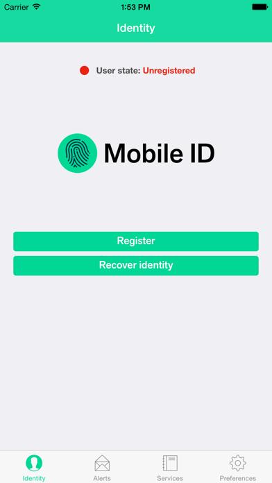 mobileID - Identitat Digital