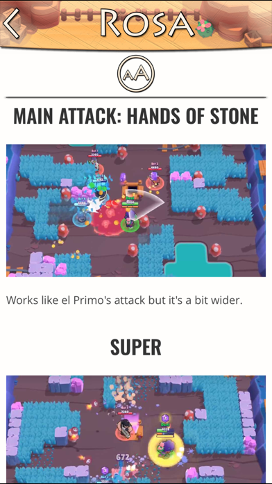 Guide for Brawl Stars Game screenshot three
