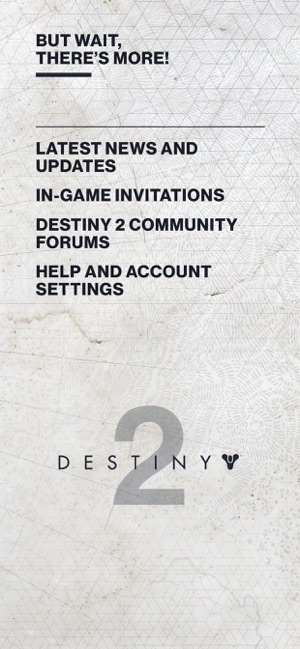 Destiny 2 Companion on the App Store