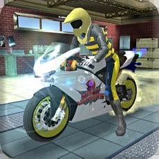 高地运动自行车Sim 3D