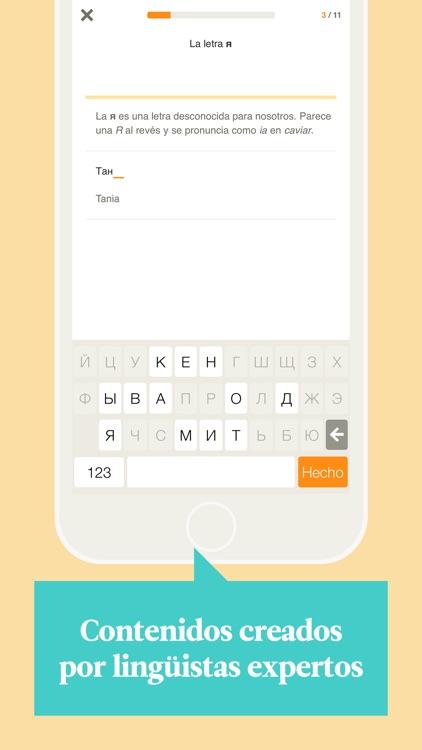 Babbel – Aprender ruso screenshot-3