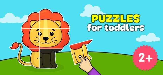 Toddler puzzle games for kids on the App Store