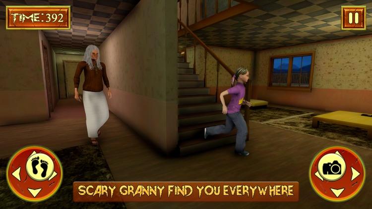 Neighbor's Creepy Granny House