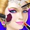 公主的皇家奢华美容沙龙 - 女生化妆换装游戏