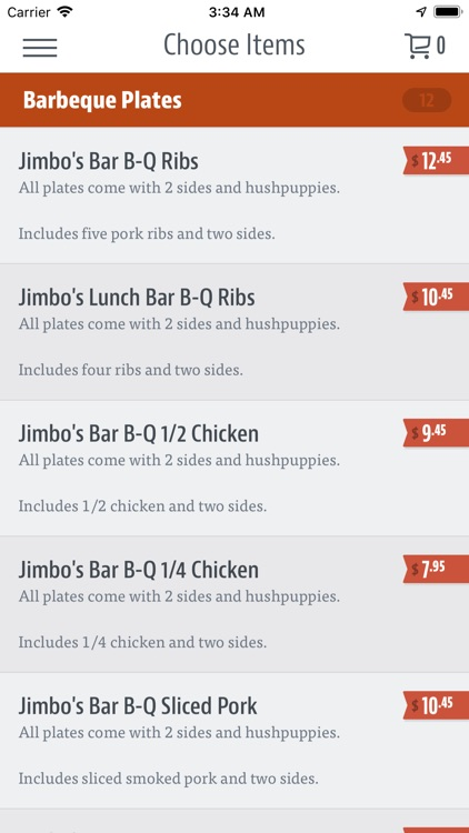 Jimbo's Pit Bar B-Q screenshot-2