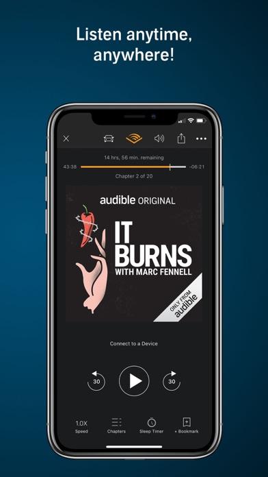 Audible - Audiobooks & Podcast for Windows