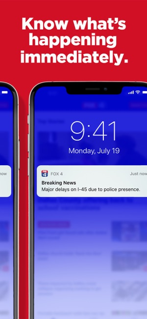 FOX 4: Dallas-Fort Worth News on the App Store